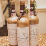 Custom wine bottle lables