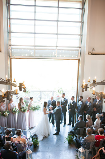 seacider wedding ceremony