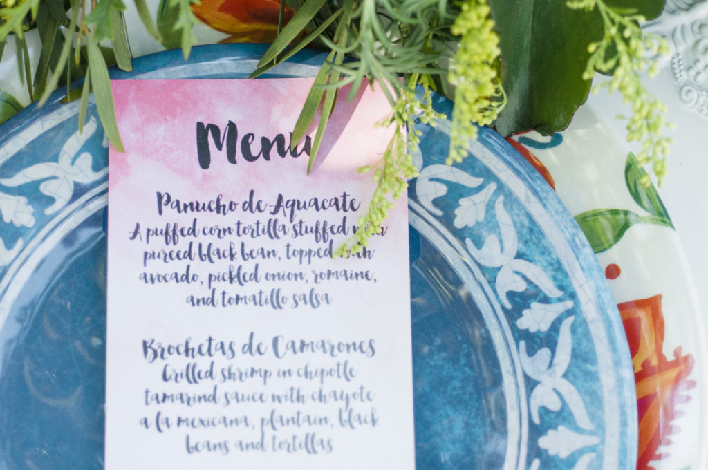Watercolour Fiesta Wedding Inspiration (11)